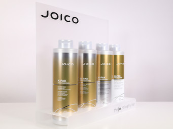 JOICO Backbar Tray & Hair Repair Liters