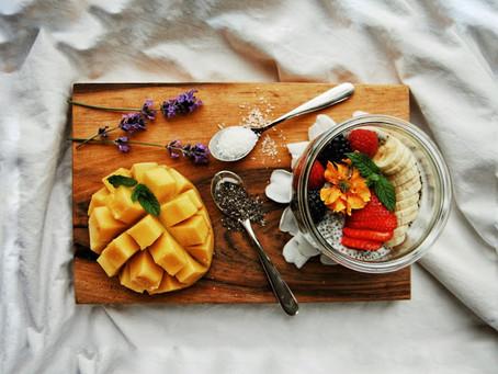 How to make chia seed pudding