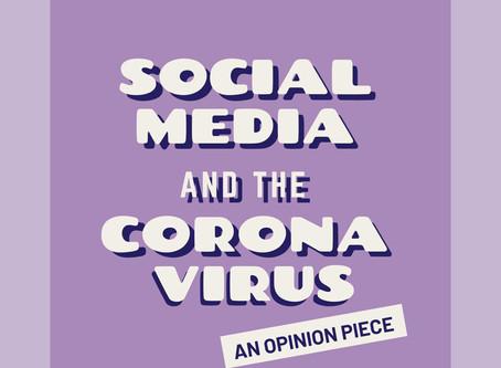 Social Media and the Corona Virus