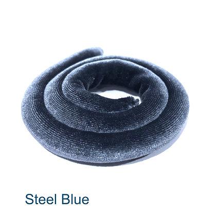 Spiralock SteelBlue Velvet 60 cm