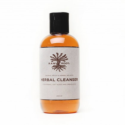 RAWROOTs Herbal Cleanser Shampoo small&large
