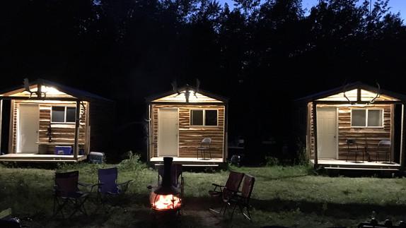 cabins night.JPG