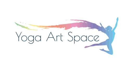 Albuquerque Yoga Studio Logo, Yoga Art Space Logo