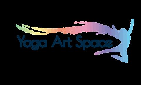 Albuquerque Yoga Studio Logo, Yoga Art Space Logo