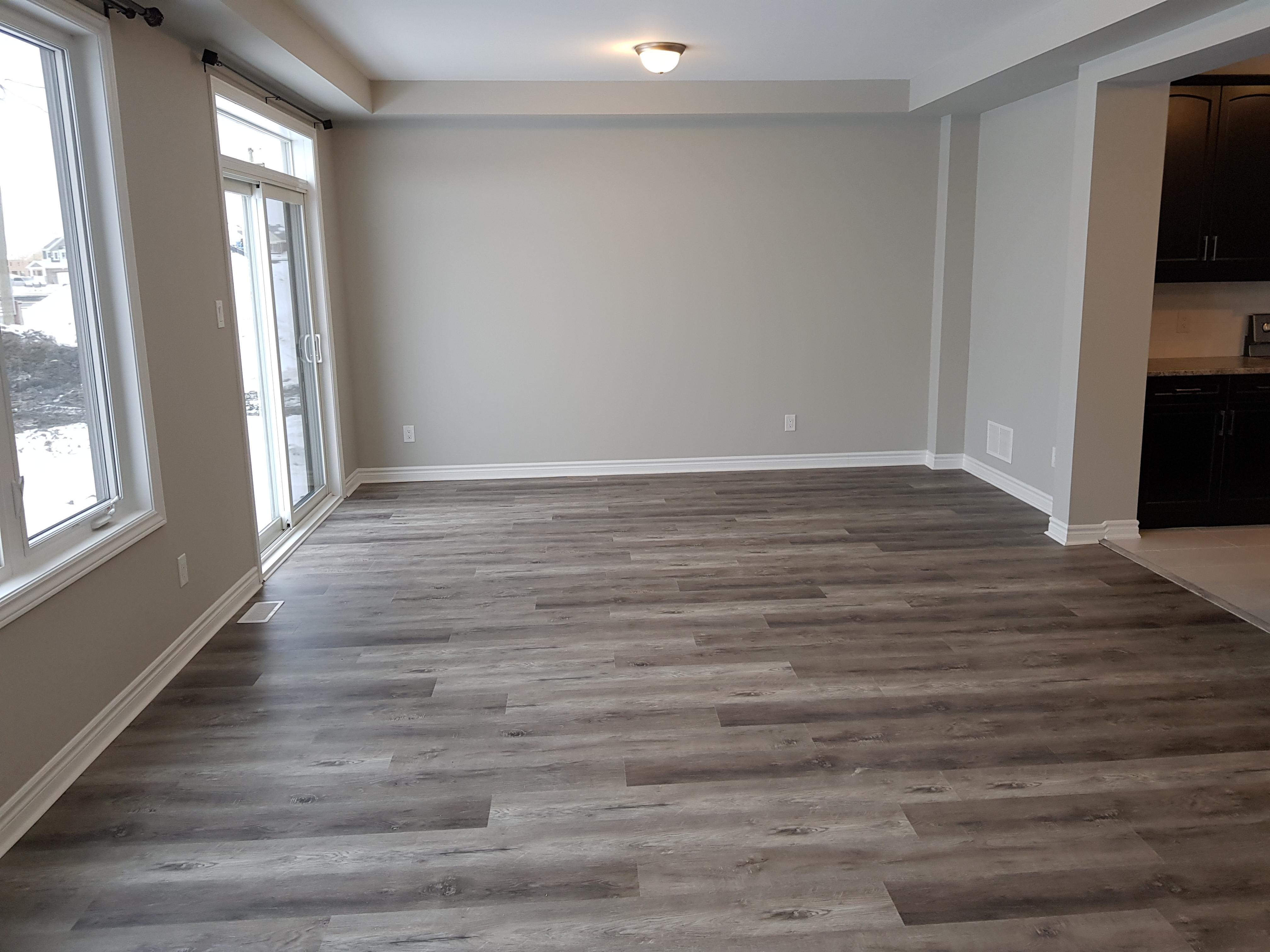 Flooring Estimate