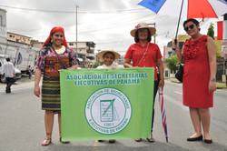 Desfile en Bethania