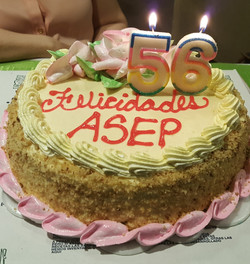 Cena de Aniversario 56