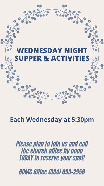 Copy of Copy of Wednesday Night Supper.j
