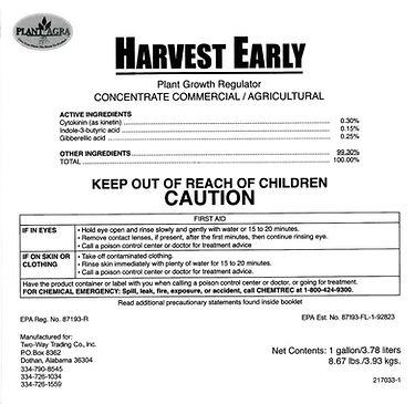 Harvest Early, Bulk fertilizer, farm fertilizer, grower consultation, fertilizers farming