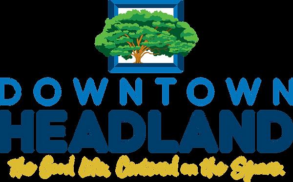 Downtown Headland-icon-tagline-stacked_4