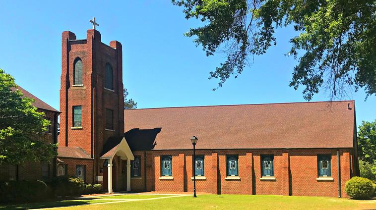 Headland United Methodist church