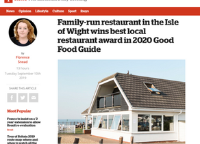 iNews features The Little Gloster, following Good Food Guide Win