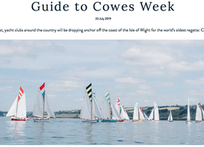 crew clothing - guide to cowes week