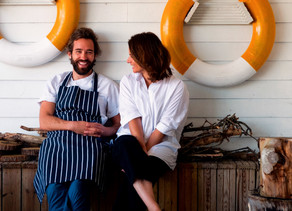 the little gloster announced as  'best local restaurant 2020' by good food guide