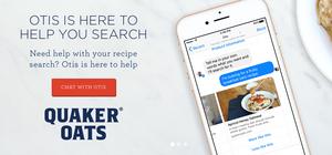 Quaker Oats chatbot details