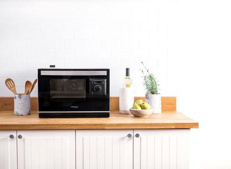 The Smart Kitchen Countertop Is Heating Up