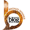 Blog Award Ireland Bronze Winner