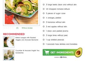 Avocados From Mexico shoppable recipes
