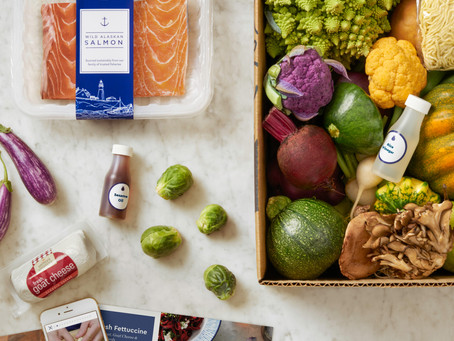 Are Meal Kits The Answer To Grocery Retailers' Woes?