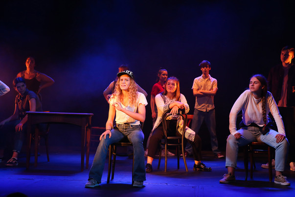 Come From Away {Summer School w/shop} 2019