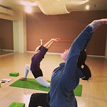 English yoga, private lesson, Yokohama yoga