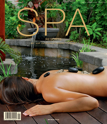Golden SPA Resorts by VIP International Traveller 2009