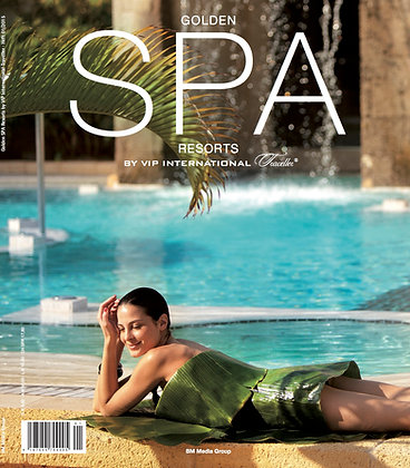 Golden SPA Resorts by VIP International Traveller 2015