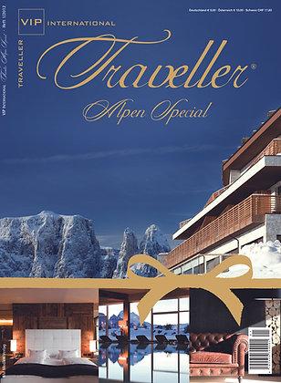 VIP International Traveller Alpen Special 2012