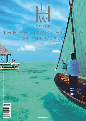 The Leading Hotels of the World by VIP International Traveller 2013