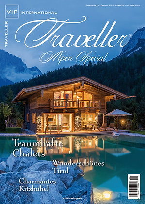 VIP International Traveller Alpen Special 2018