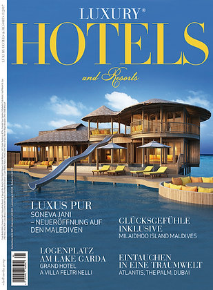 Luxury Hotels & Resorts 2017 / 1