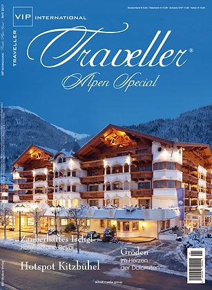VIP International Traveller Alpen Special 2017