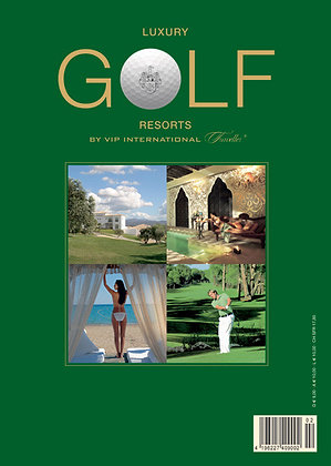 VIP International Traveller GOLF Resorts 2006 / 2