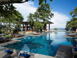 Balis ältestem Badeort