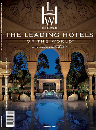 The Leading Hotels of the World by VIP International Traveller 2014