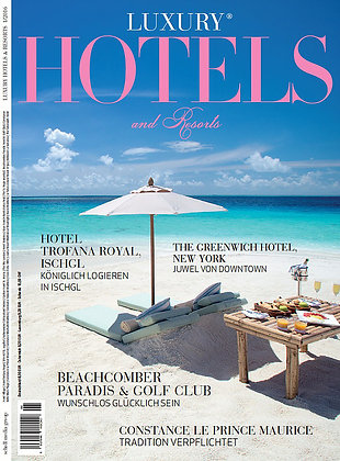 Luxury Hotels and Resorts 2016 / 1