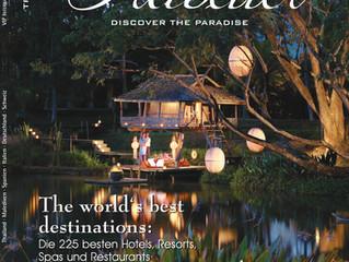 Die neueste Ausgabe des VIP International Traveller