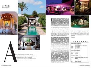 Neue Ausgabe unseres Magazins Luxury Hotels & Resorts erhältlich