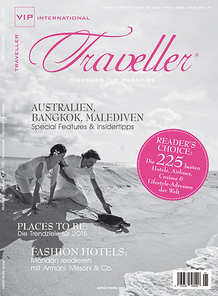 VIP International Traveller 2015 /1