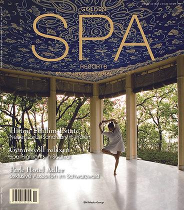Golden SPA Resorts by VIP International Traveller 2014