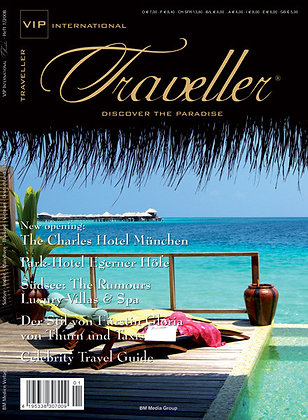 VIP International Traveller 2008 / 1