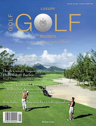 VIP International Traveller GOLF Resorts 2008