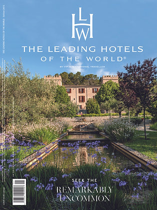 The Leading Hotels of the World by VIP International Traveller 2015