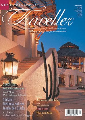VIP International Traveller 2003 / 1