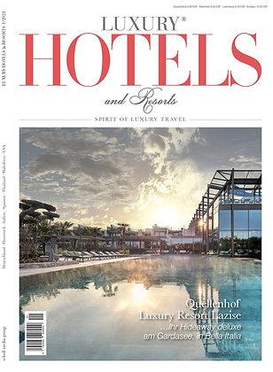 Luxury Hotels & Resorts 2021 / 1