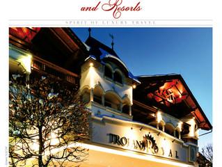 Neue Ausgabe Luxury Hotels & Resorts 2018 erschienen