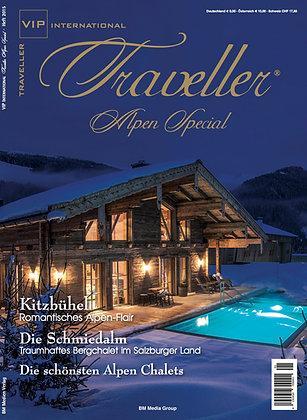 VIP International Traveller Alpen Special 2015