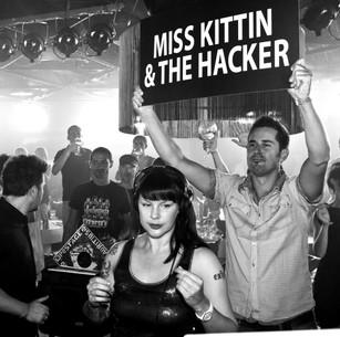 Miss Kittin - 2008 - Cannes