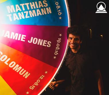 Jamie Jones - 2016 - Cannes