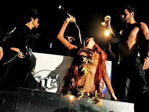 Miss Kittin - FIF 2008 - Cannes
